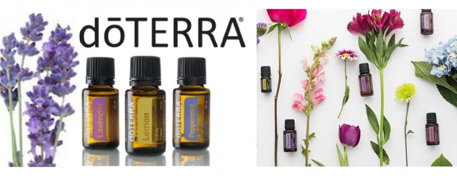 Doterra Essential Oils Lotus Spa Eau Claire