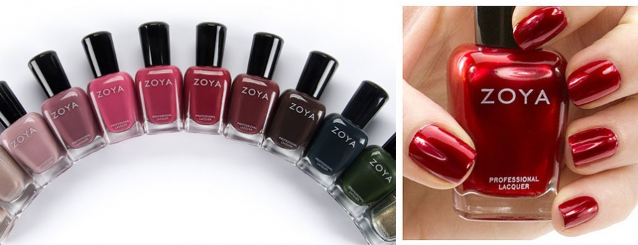 Zoya Nail Polish | Art Of Beauty | Lotus Spa